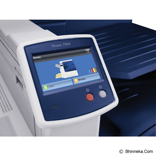 FUJI XEROX Phaser [7800] - Printer Bisnis Laser Color